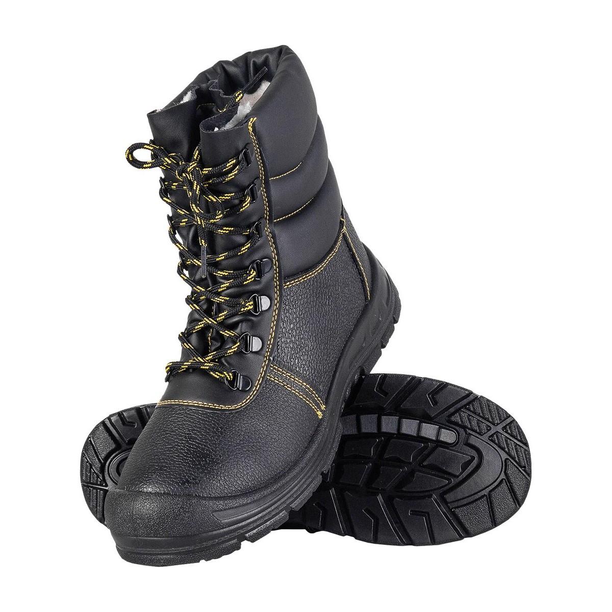Buty zawodowe ocieplane wysokie BRYES-TWO-OB