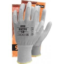 Rękawice ochronne z nylonu powlekane REIS RNYPO SS r. 6 - 11