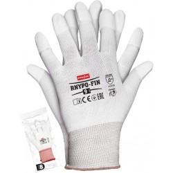 Rękawice ochronne REIS RNYPO-FIN W r. 7 - 10