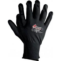 Rękawice ochronne z nylonu powlekane DRAGON RNYPO-ULTRA BB  r. 7 - 10