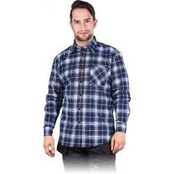 Koszula flanelowa ochronna REIS KF-GN r. M - 3XL