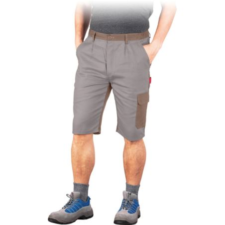 Krótkie spodenki spodnie robocze BOMULL-TS_BEBR 100% bawełna