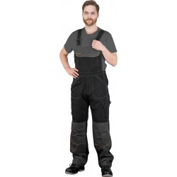 Spodnie ochronne ogrodniczki Leber & Hollman Dynamite r. 48 - 62