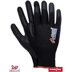 Rękawice ochronne powlekane PU typu FOAM SLIMTECH