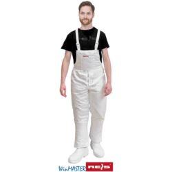 Spodnie ocieplane zimowe białe Master SMO-WHITE