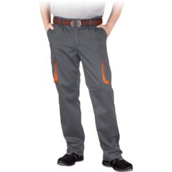 Spodnie ochronne do pasa z elastanem LAND-T_SP