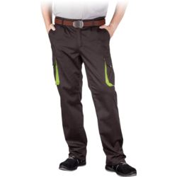 Spodnie ochronne do pasa z elastanem LAND-T_BY