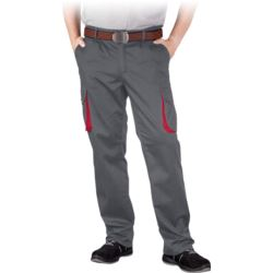 Spodnie ochronne do pasa z elastanem LAND-T_SC