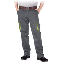Spodnie ochronne do pasa z elastanem LAND-T_SY