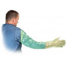 Rękawice inseminacyjne KRU-RINS zielone