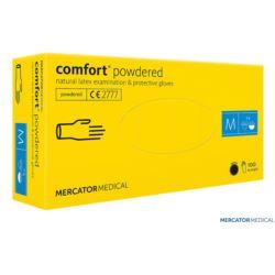 RMM-COMFORT_S - RĘKAWICE LATEKSOWE 8% VAT
