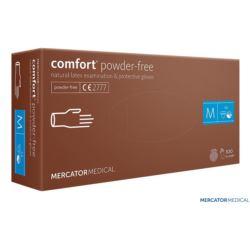 Rękawice lateksowe RMM-COMFORT-PF