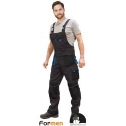 Spodnie robocze ogrodniczki Formen LHFMNB SBN