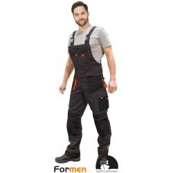 Spodnie robocze ogrodniczki Formen LHFMNB SBP