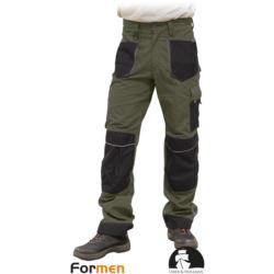 Spodnie robocze do pasa Formen LHFMNT KBS