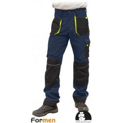 Spodnie robocze do pasa Formen LHFMNT GBY