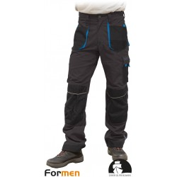 Spodnie robocze do pasa Formen LHFMNT SBN