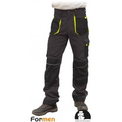 Spodnie robocze do pasa Formen LHFMNT SBY