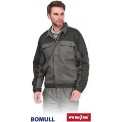 Bluza ochronna REIS Bomull SDS szara r. M - 3XL