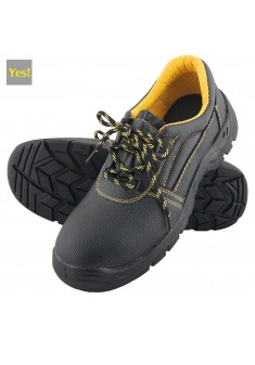 Buty półbuty robocze bezpieczne BRYES-P S3
