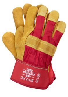 Rękawice wzmacniane dwoina ROYALGOLD XL