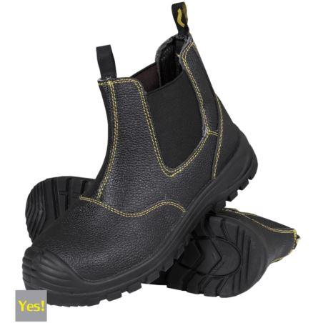 Buty bezpieczne sztyblety REIS BRYES-SZ S1