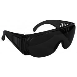 Okulary bhp ochronne GOG-ICER-DARK czarne