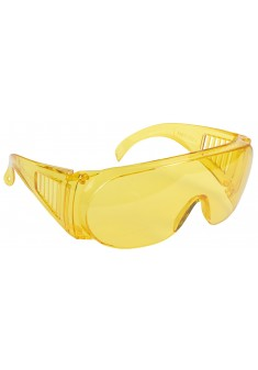 Okulary bhp ochronne GOG-ICER-LIGHT żółte