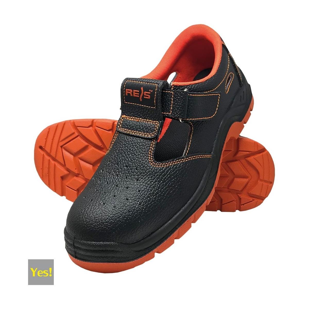 Buty bezpieczne sandały BRYESK-S SBP