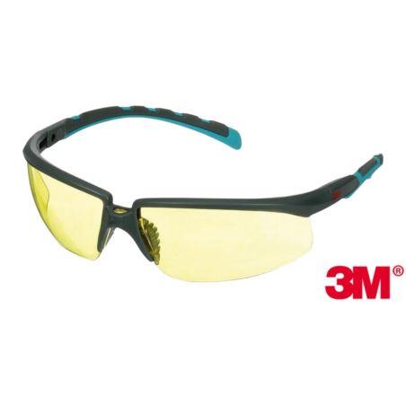 Okulary ochronne 3M™ Solus™S2003SGAF-BGR
