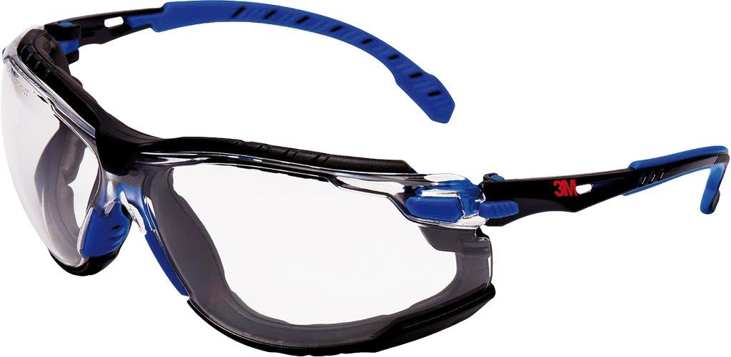 Okulary ochronne 3M-OO-SOLUS1101