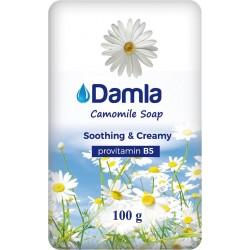 Mydło toaletowe w kostce DAMLA 100g SC