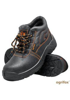 Buty robocze trzewiki bezpieczne OX-OIX-T-SB