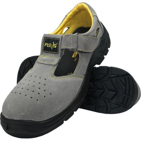Buty robocze bezpieczne REIS BRYESVEL-S S1P